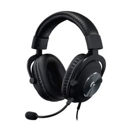 Logitech G PRO X 7.1 Gaming Headset with BLUE VO!CE