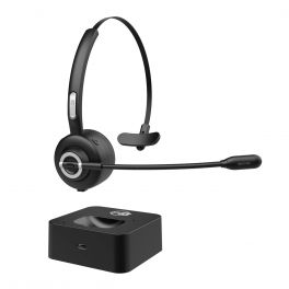 Mee Audio H6D Bluetooth Wireless Headset with boommic