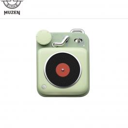 Muzen Audio Button Portable Tiny Bluetooth Speaker