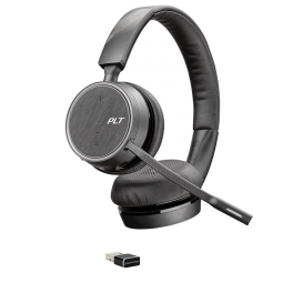 Poly Voyager 4220 UC Bluetooth Office Headset