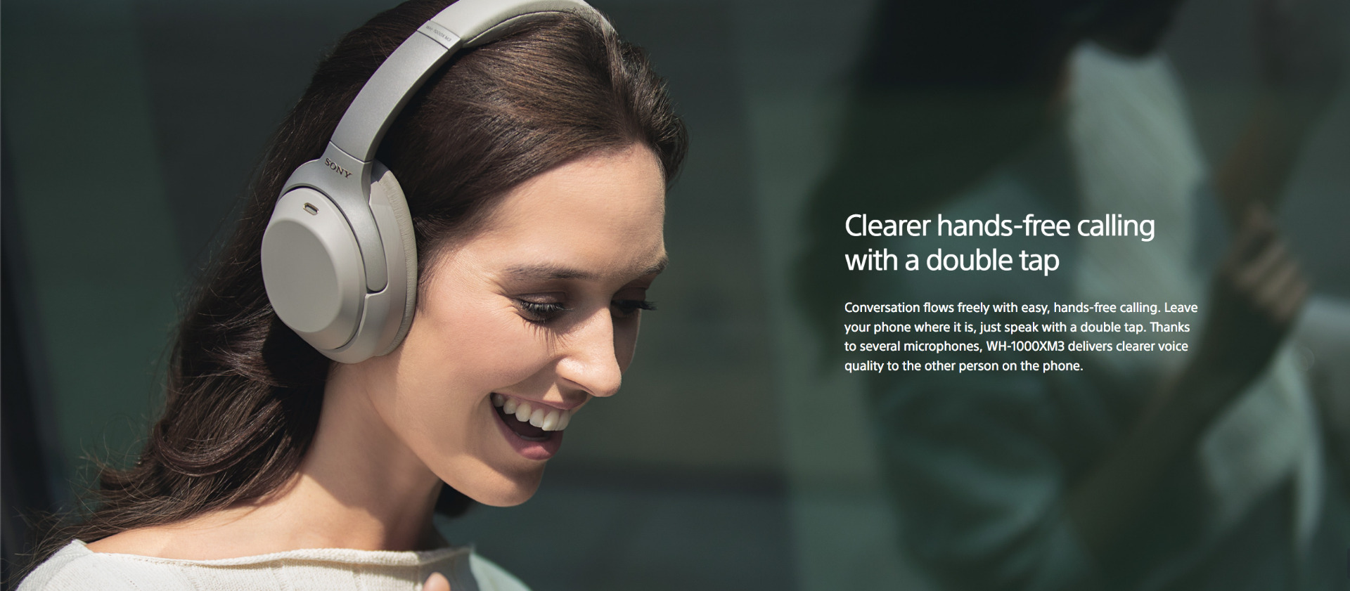 Sony WH-1000X M3 Wireless Noise Cancelling Headphone